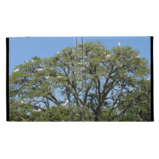 Egrets in a Tree Caseable Case iPad Cases