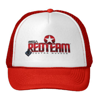 Egsa RedTeam Gen 1 Cap Trucker Hat