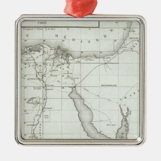 Egyopt and Palestine Ornament