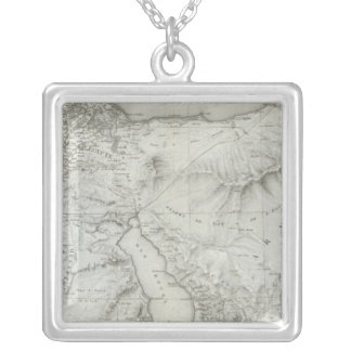Egypt 15 silver plated necklace