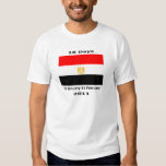 Egypt 18 Days CUART Tshirts