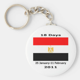 Egypt 18Days CUART Keychain