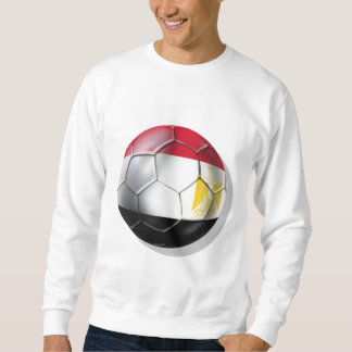 Egypt 2010 Africa Champions soccer ball flag gifts Sweatshirt