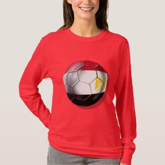 Egypt 2010 Africa Champions soccer ball flag gifts T-Shirt