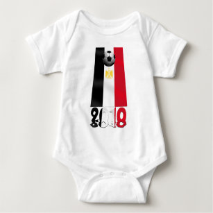 3b53bac53 Egypt 2010 Road to Champions of Africa Gifts Baby Bodysuit