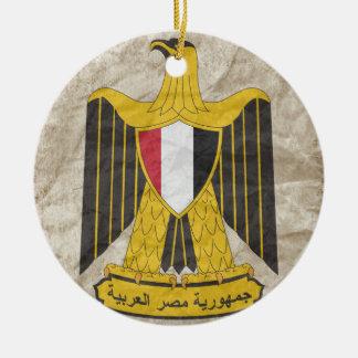 Egypt (2) ceramic ornament