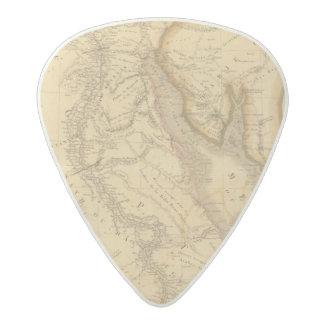 Egypt 7 acetal guitar pick