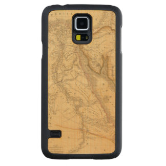Egypt 7 carved® maple galaxy s5 case