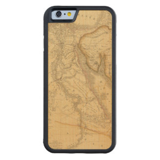 Egypt 7 carved® maple iPhone 6 bumper