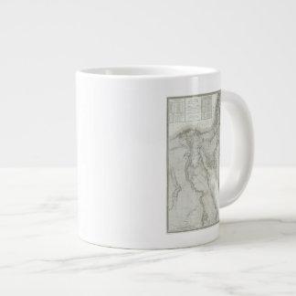 Egypt 8 large coffee mug