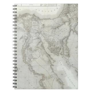 Egypt 8 notebook