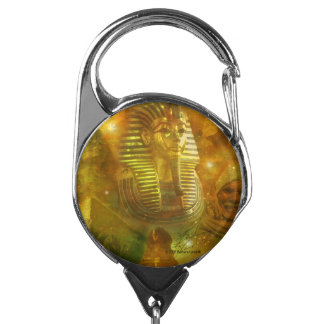 Egypt - A Beauty of the Middle East Badge Holder