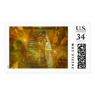 Egypt - A Beauty of the Middle East Postage