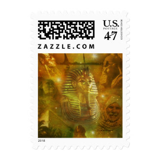Egypt - A Beauty of the Middle East Postage Stamp