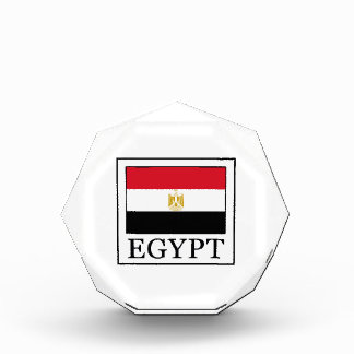 Egypt Acrylic Award