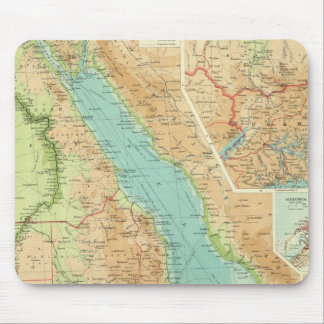 Egypt and the Nile Mouse Pad