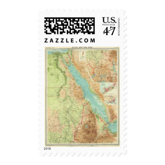 Egypt and the Nile Stamp