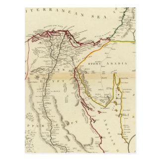 Egypt, Arabia, Palestine Postcard