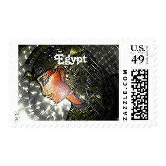 Egypt Art Postage