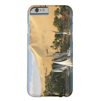 Egypt Aswan Nile River Felucca sailboats 2 iPhone 6 Case