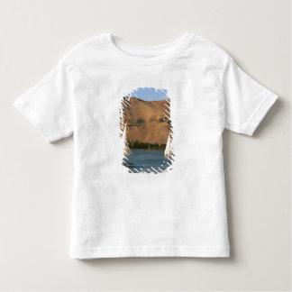 Egypt, Aswan, Nile River, Felucca sailboats, Toddler T-shirt