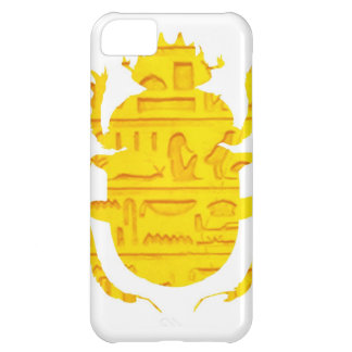 Egypt beetle iPhone 5C cover