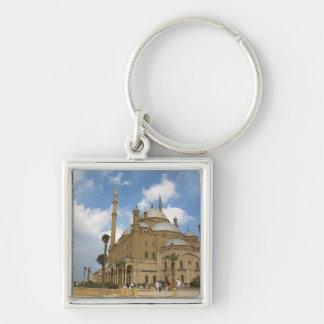 Egypt, Cairo, Citadel, Muhammad Ali Mosque 2 Key Chain