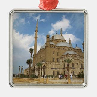 Egypt, Cairo, Citadel, Muhammad Ali Mosque 2 Metal Ornament
