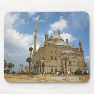 Egypt, Cairo, Citadel, Muhammad Ali Mosque 2 Mouse Pad