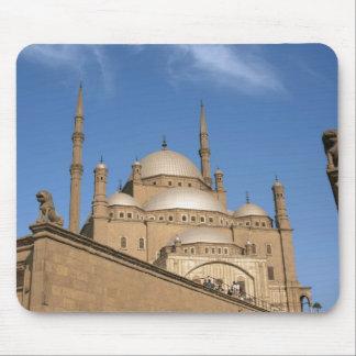 Egypt, Cairo, Citadel, Muhammad Ali Mosque 3 Mouse Pad