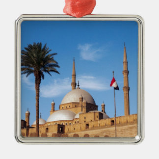 Egypt, Cairo, Citadel, Muhammad Ali Mosque Metal Ornament