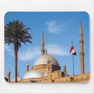 Egypt, Cairo, Citadel, Muhammad Ali Mosque Mouse Pad