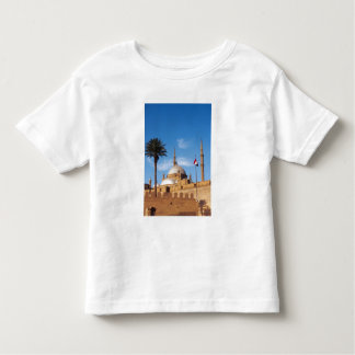 Egypt, Cairo, Citadel, Muhammad Ali Mosque Toddler T-shirt