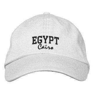 Egypt, Cairo Custom Hat