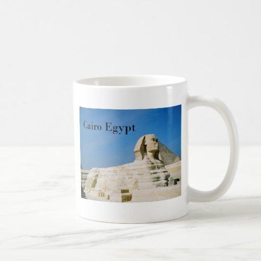 Egypt Cairo Giza Sphinx-2 (St.K) Coffee Mug
