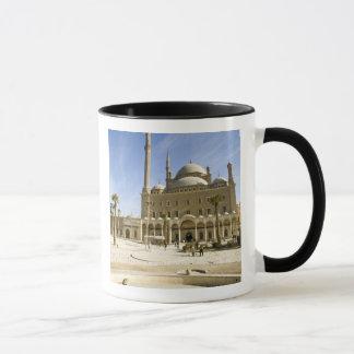 Egypt, Cairo. The imposing Mohammed Ali Mosque Mug