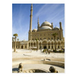 Egypt, Cairo. The imposing Mohammed Ali Mosque Post Card