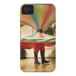 Egypt, Cairo. Whirling dervish dazzling GCT iPhone 4 Cases