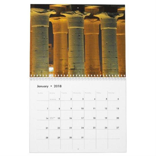 Egypt Calendar 2012