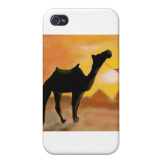 egypt camel iPhone 4/4S covers
