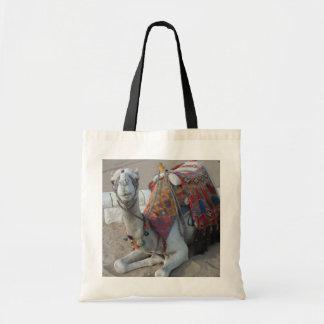 Egypt Camel Tote Bag
