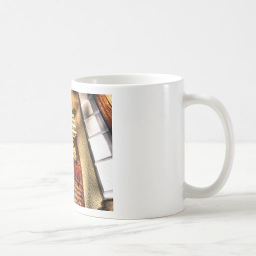 Egypt Classic White Coffee Mug