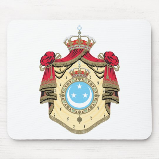 Egypt Coat of Arms (1923-1958) Mouse Pad