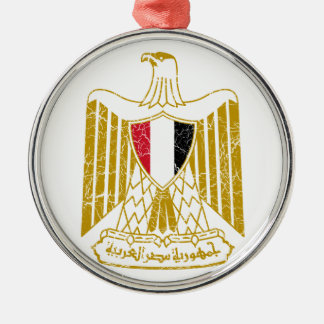 Egypt Coat Of Arms Christmas Ornament