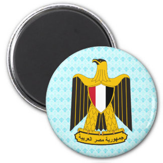 Egypt Coat of Arms detail Fridge Magnets