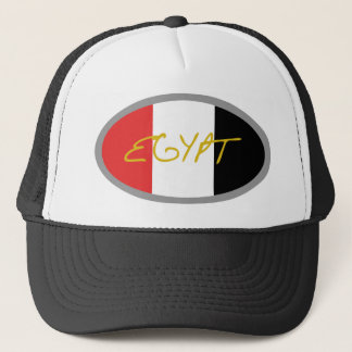Egypt cool flag design! trucker hat