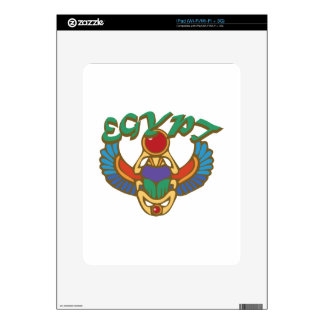 Egypt Decal For The iPad