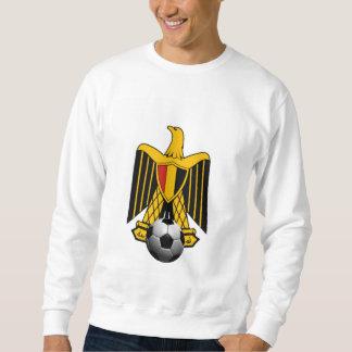 Egypt Eagle Soccer football Emblem Sweatshirt