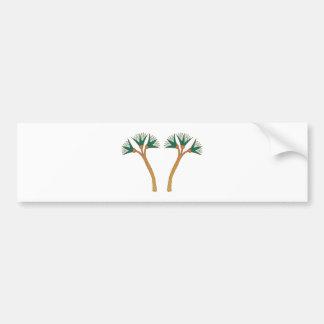 Egypt Egypt papyrus plans Bumper Sticker