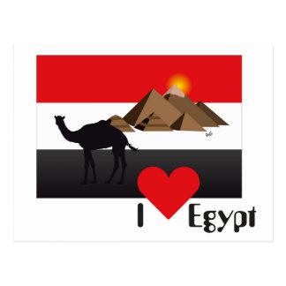 Egypt - Egypt postcard